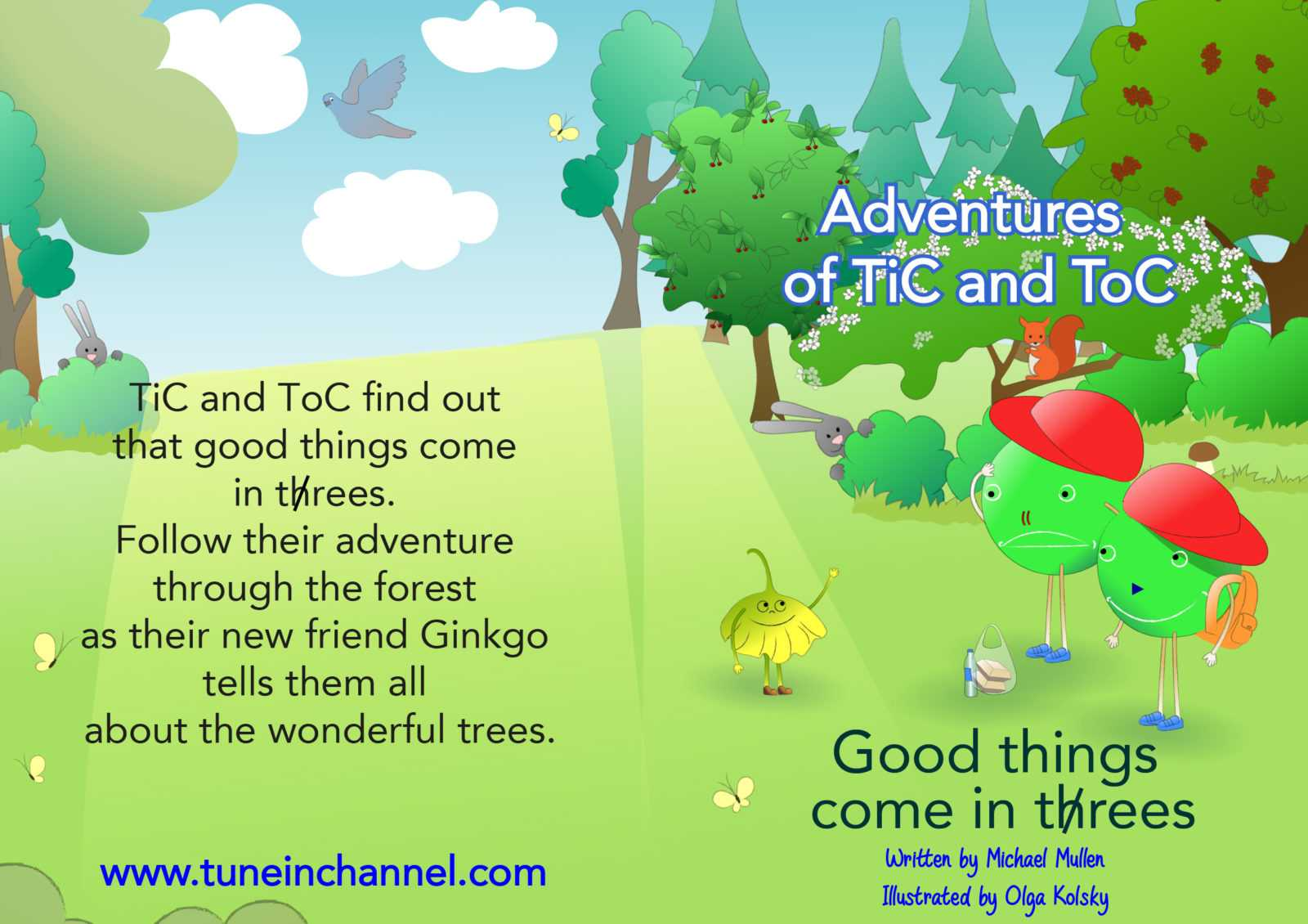 Adventures of TiC and ToC