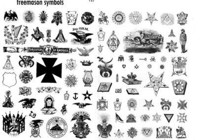 Freemason-Symbols